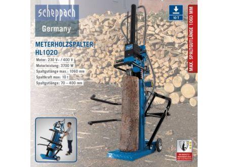 Scheppach Hydraulikspalter HL1020 400V/50Hz bei handwerker-versand.de günstig kaufen