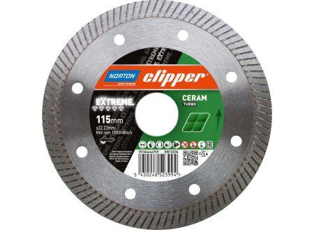 EDE Clipper Diamant-Trennsch.SuperGresXT EVO 125x22,23