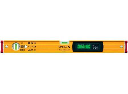 EDE Elektronik-Wasserwaage 196-2M IP65 183cm STABILA