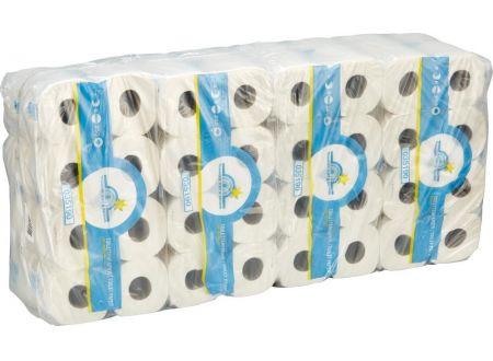 EDE Toilettenpapier Tissue 3-lagig naturw. 64 Rollen
