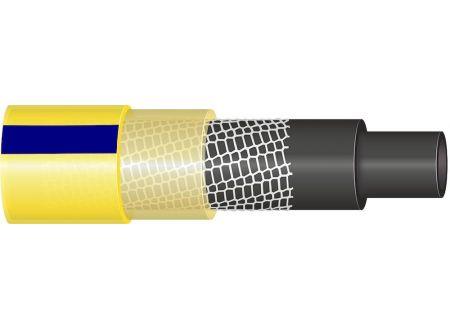 EDE Wasserschlauch Irriflex PVC, gelb, 1/2, 50m Tricoflex