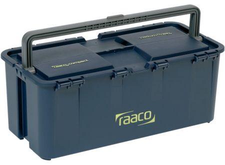 keine Angabe Werkzeugkoffer Compact 20 blau raaco
