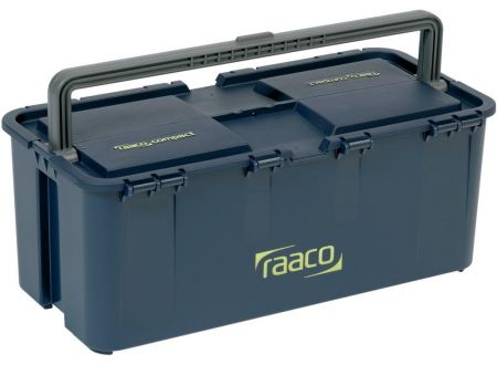 EDE Werkzeugkoffer Compact 20 blau raaco