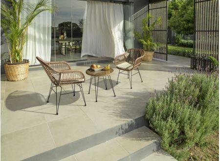 HZL Set Mala 2 Stühle und Tisch bei handwerker-versand.de günstig kaufen