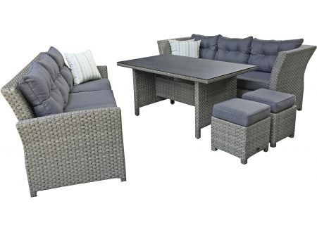 Dininglounge Rios 3 in 1