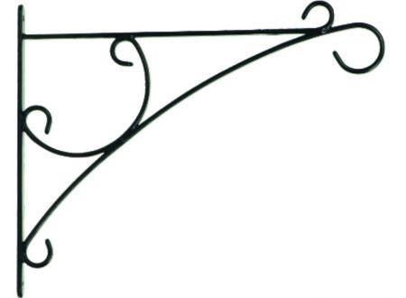 Siena Garden Wandhaken Curve bei handwerker-versand.de günstig kaufen