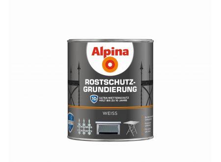 Alpina Rostschutz-Grundierung 750 ml weiß bei handwerker-versand.de günstig kaufen