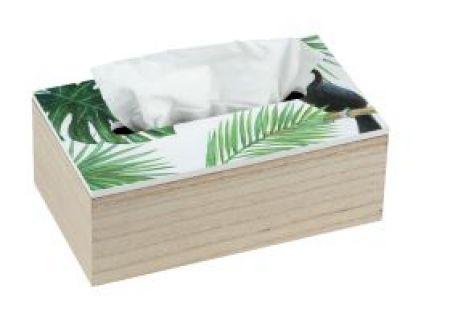 Wenko Kosmetiktuch-Box Tucan bei handwerker-versand.de günstig kaufen