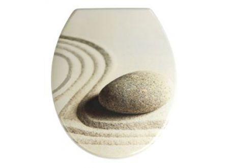 Wenko WC-Sitz Sabbia, Duroplast