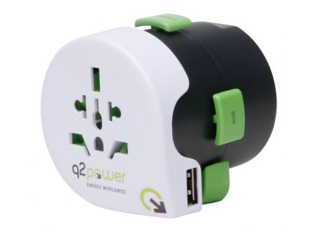 Kopp Reiseadapter Qdapter USB Q2 Power