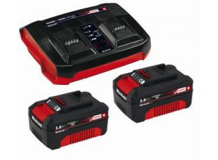 Einhell Power-X-Change-Starter-Kit 2x 3,0Ah & Twincharger Kit bei handwerker-versand.de günstig kaufen