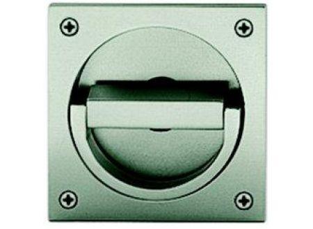 EDE ST-Ringgriffmuschel,VK8, 0 424203,eck.Stiftt.AluF1