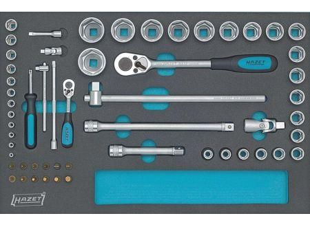 keine Angabe Werkzeugmodul 163-57/56 Steckschlüssel HAZET