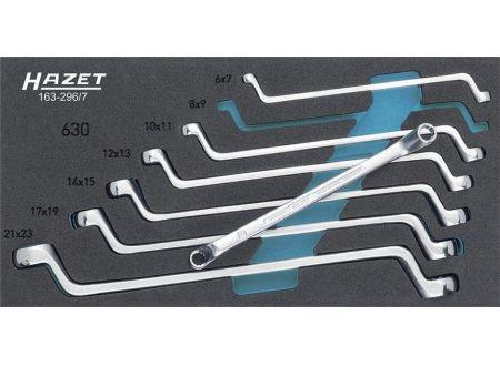 keine Angabe Werkzeugmodul 163-296/7 Doppelringschlüssel HAZET