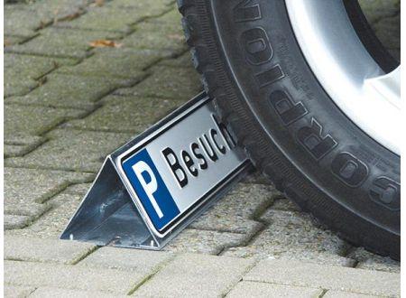 EDE Parkbegr. f. Parkplatzs. Stahl verzinkt