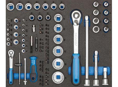 EDE Werkzeugsortiment 147-teilig GEDORE