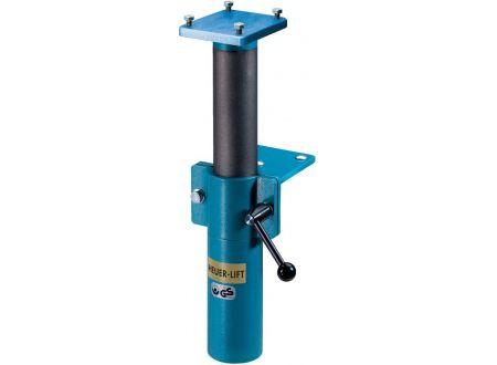EDE Höhenverstellgerät automatisch für HEUER Schraubstock 160/180mm