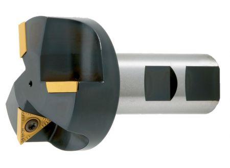 EDE Fasenfräser 75 Grad m.IK.D 22/27 x 200mm Z 2