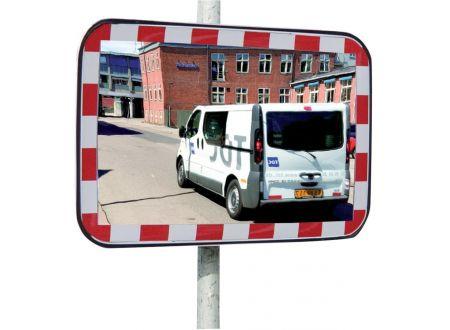 EDE Verkehrsspiegel Folie Typ 1 Uni - Sig 80100