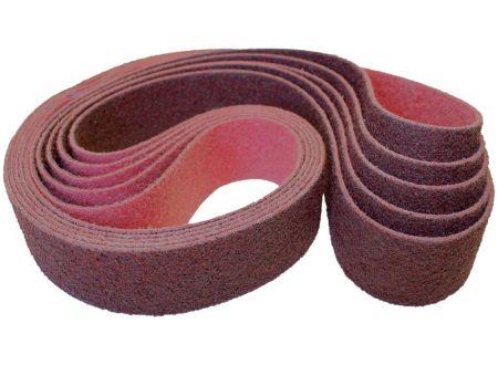 EDE Schleifband Vlies Nylon/Korund 75x2000mm K100 VSM