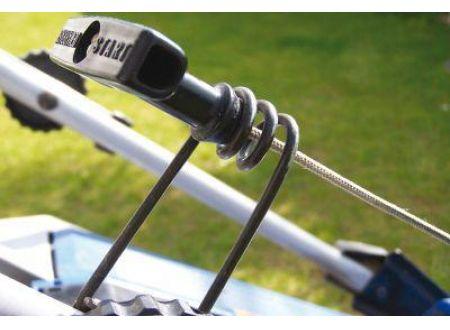 keine Angabe Rasenmäher-Starterschnur 4,0mm Ro.150m (170x110) Lieferumfang: 150 Meter