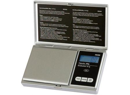 EDE Digitale Taschenwaage MS500 500g