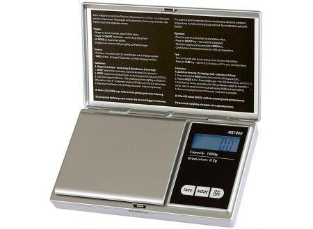 EDE Digitale Taschenwaage MS1000 1000g