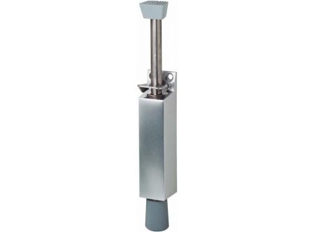keine Angabe KWS 1045 Türfeststeller 90mm Hub, Stopfen grau