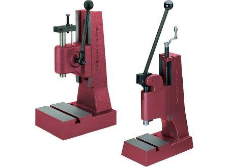 keine Angabe Handhebelpresse mit Kniehebel 2600kp Hub 60mmBerg + Schmid Press
