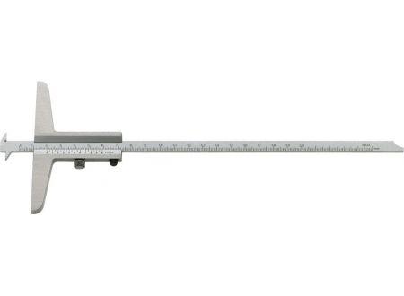 EDE Breiten-+Tiefenmesser 200mm 1/50 FORTIS