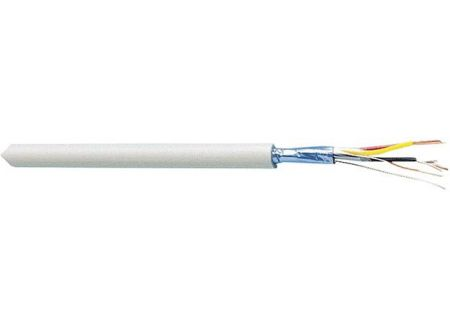 EDE Telefonkabel J-Y(ST)Y 2x2x0,6mm2, 100m-Spule Lieferumfang: 100 Meter