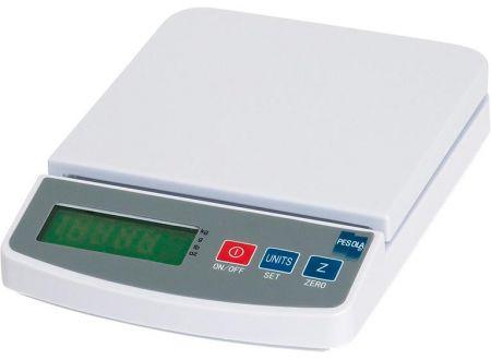 EDE Digitale Tischwaage PTS1000-BS 1kg