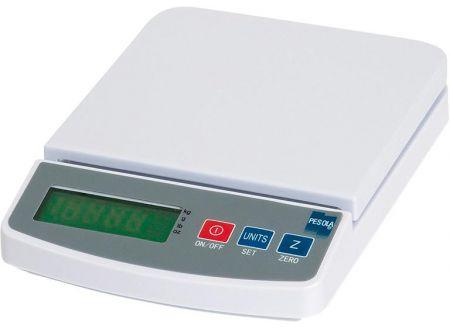 EDE Digitale Tischwaage PTS3000-BS 3kg