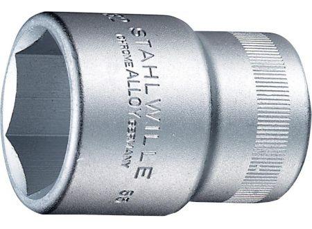 EDE Steckschl.-Einsatz 3/4 50mm 6kt. Stahlwille