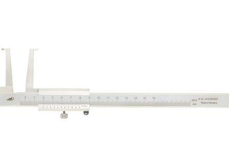 EDE Nutenmessschieber 10-160mm HP