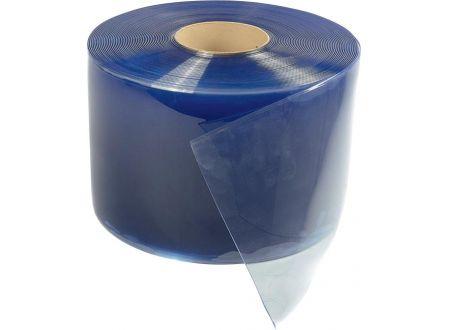 EDE Weich-PVC-Streifen transparent 2x200mm, 50m