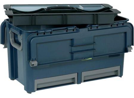 EDE Werkzeugkoffer Compact 47 blau raaco