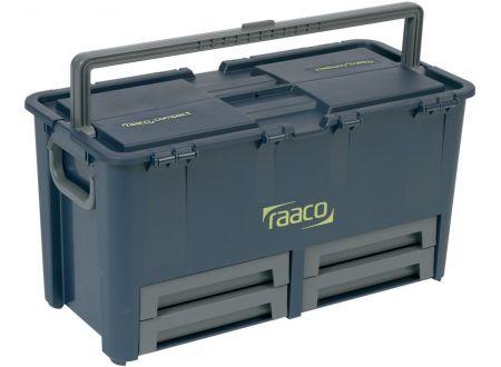 keine Angabe Werkzeugkoffer Compact 62 blau raaco