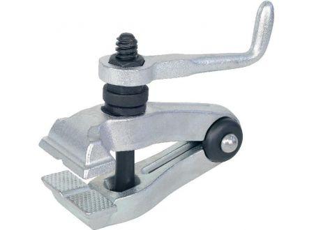 EDE Maschinen-Feilkloben mit Schlüssel 180mm TURNUS