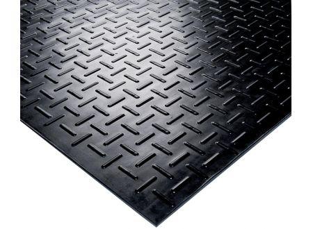 EDE Stallmatte SBR, schwarz 17mm, 1220x1830mm