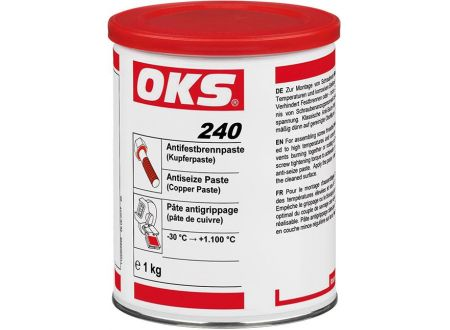 EDE Antifestbrennpaste Kupferpaste OKS 240 1 kg