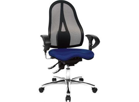 EDE Drehstuhl Sitness 15 blau/schwarz bei handwerker-versand.de günstig kaufen