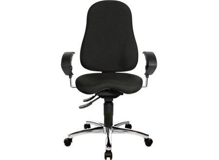 EDE Drehstuhl Sitness 10 schwarz bei handwerker-versand.de günstig kaufen