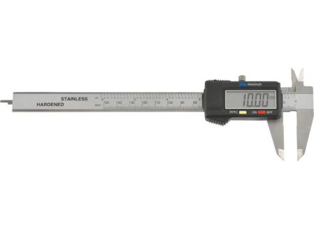 keine Angabe Messschieber digital links 150mm FORTIS