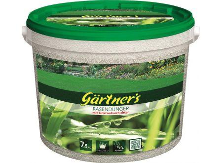 keine Angabe Rasendünger +Unkrautvern.7,5 kg Gärtners