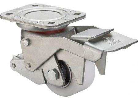 EDE Heberolle 80mm,PA Rad, Kugellager W120.B15.080