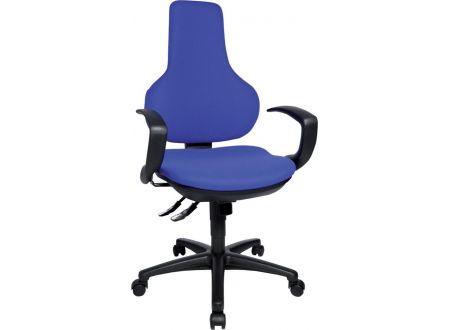EDE Bürodrehstuhl Ergo Point Bezug blau bei handwerker-versand.de günstig kaufen