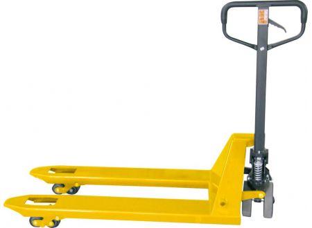 EDE Hubwagen 3000 Kg PU gelb