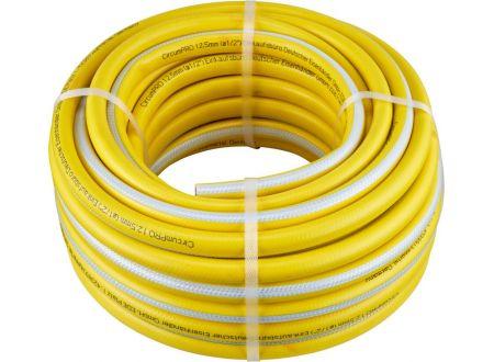 EDE Gartenschlauch 1, 25 m gelb, CircumPro