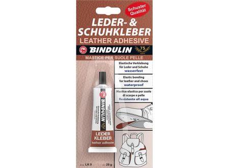 EDE Bindulin Schuhsohlen- Kleber LK9, 28g Lieferumfang: 15 Stück